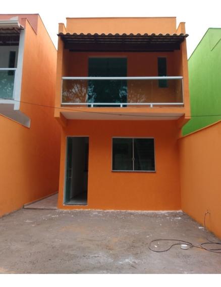 Casa Em Contagem, 3 Qts