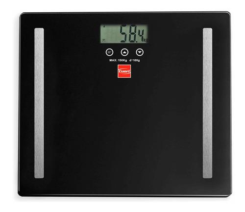 Balanza Baño Digital Analisis Corporal 150kg Cuori   Xenex  