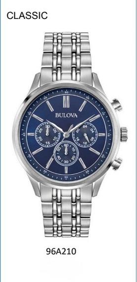 Relógio Masculino Bulova Classic 96a210