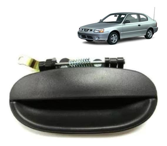 Maçaneta Externa Traseira Direita Hyundai Accent 1.5 94/98