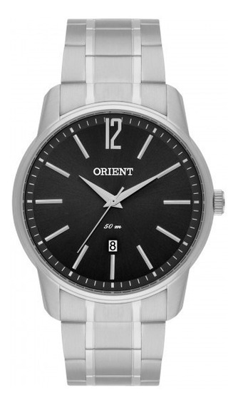 Relógio Orient Mbss1268 P2sx Masculino Prata - Loja Refinado