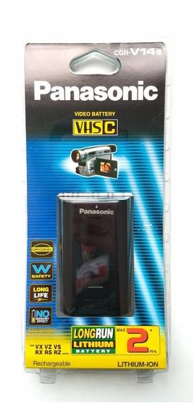 Bateria Panasonic Cgr-v14s Cgrv14s 7.2v 1400mah Nova!!!