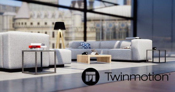 Twinmotion 2019 Portugues +=+ Vitalício