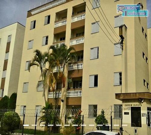Imagem 1 de 11 de Apartamentos À Venda  Em Sorocaba/sp - Compre O Seu Apartamentos Aqui! - 1465962