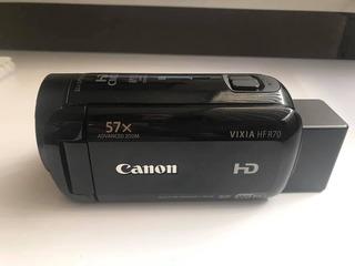 Cámara De Video Canon Vixia Hf R70