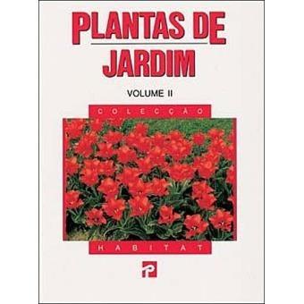 Livro Plantas De Jardim Volume 2