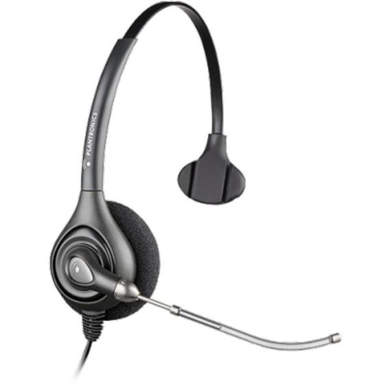 Plantronics Headset Supraplus Hw251+cabo M12 Qd P/cisco U10p