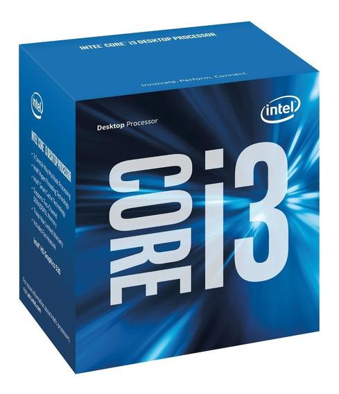 Processador Intel Core I3 6100 Skylake 3.7ghz Lga 1151 Box