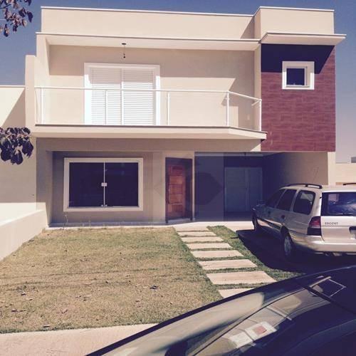 Imagem 1 de 14 de Casa Com 3 Dormitórios À Venda, 200 M² - Condomínio Vista Verde - Indaiatuba/sp - Ca0767