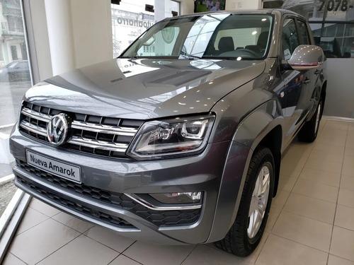 Volkswagen Amarok Highline 4x2 At 0km Financio Tasa 0%