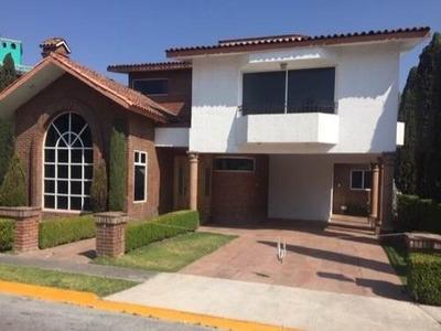 Casa En Renta En Paseo La Asuncion Metepec