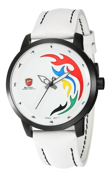 Relógio Masculino Shark World Athlete Games 2016 Sh515