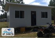 Casa Isopanel Desde U$s8500. La Casa Más Rápida Y Económica