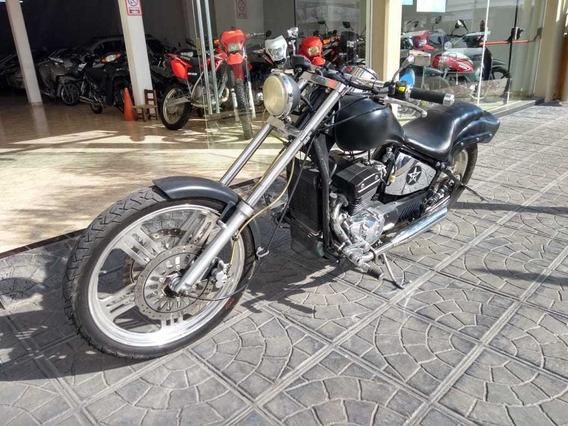 Jawa Spyder 350cc Negra