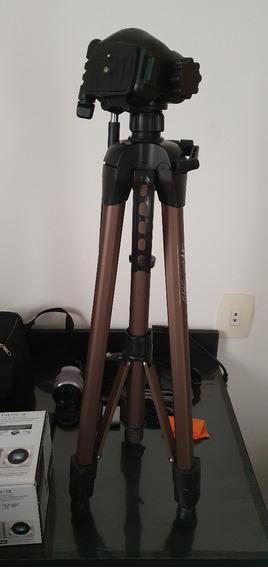 Tripé Para Camera E Filmadoras (novissimo)