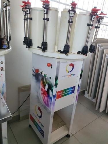 Imagem 1 de 2 de Máquina Dosadora De Tinta