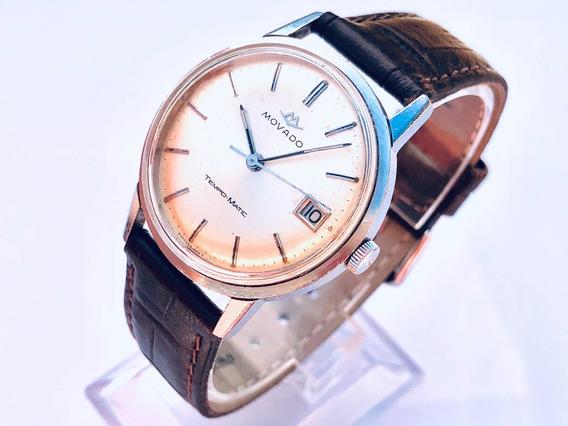 Relógio De Pulso Suíço Movado Sub Sea Tempo-matic Cal608 Aut