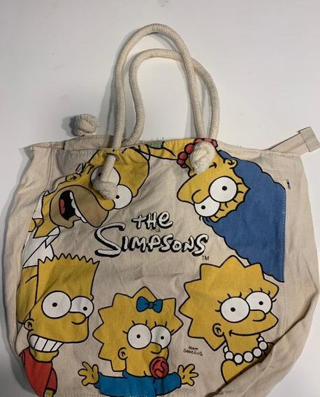 Bolso Simpsons