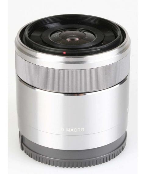 Objetiva Sony E 30mm F3.5 Macro