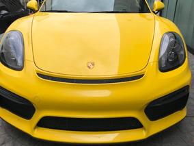 Porsche Boxster Spyder 3.8lt