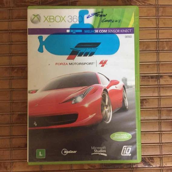 Jogo Xbox 360 - Forza Motorsport 4