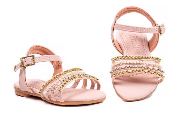 Sapato Infantil Menina Sandália 2029