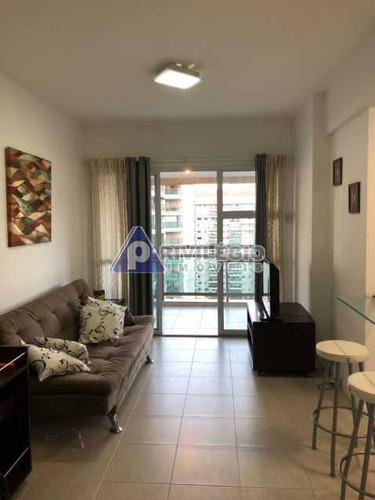 Excelente Apartamento 2 Quartos. Suíte, Varanda, Vaga Na Barra Da Tijuca - 20685