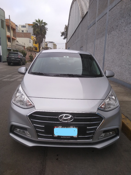 Hyundai Grand I10 Sedan, At- Secuencial