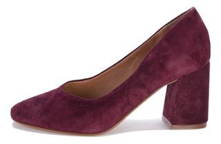 Zapato Mujer Boris Bordo Viamo
