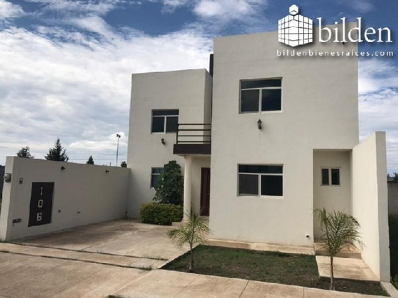 Casa Sola En Renta Fracc Residencial Los Laureles