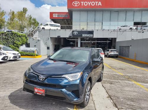 Imagen 1 de 14 de Toyota Rav4 Le Modelo 2018 Azul