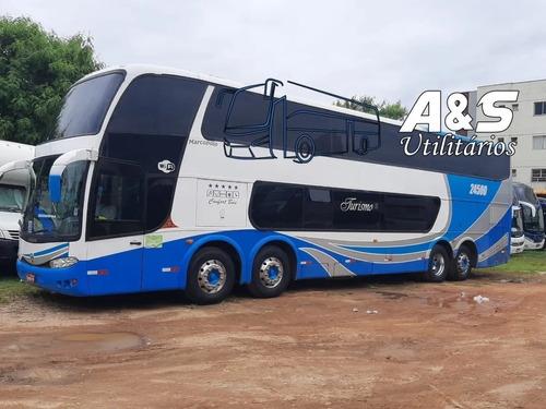 Imagem 1 de 9 de Marcopolo Dd 1800 4 Eixos Scania Confira Oferta!! Ref.442