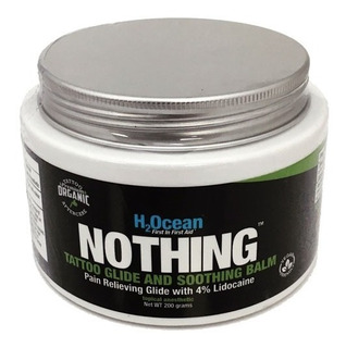 Nothing Tattoo Glide And Soothing Blam, Balsamo Con Lidocain