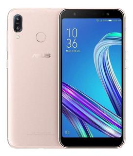 ASUS ZenFone Max (M2) ZB555KL Dual SIM 32 GB Ouro 3 GB RAM