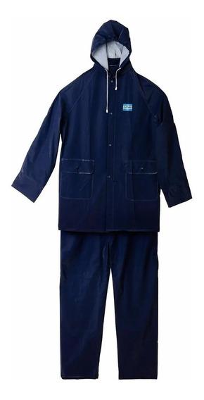 Traje De Lluvia Capa Y Pantalon Ombu Impermeable