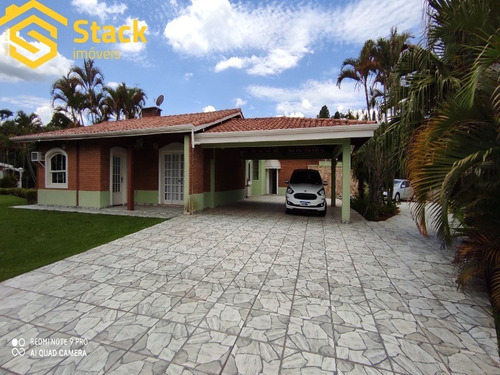 Imagem 1 de 30 de Casa À Venda Em Jundiaí/itatiba - Condomínio Fechado Parque Da Fazenda - Ca01745