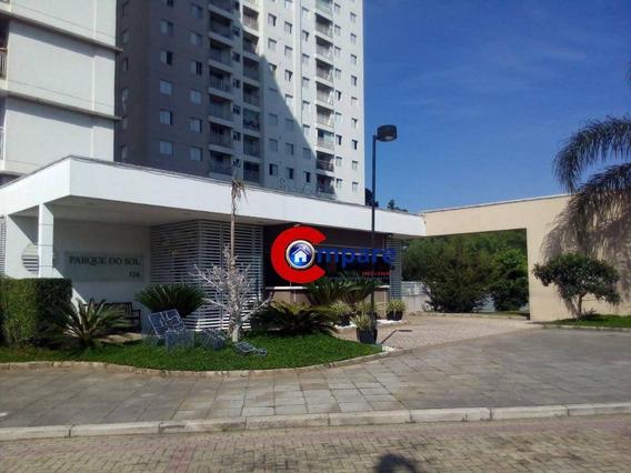 Apartamento Com 3 Dormitórios À Venda, 63 M² **leilão Caixa**- Ponte Grande - Guarulhos/sp - Ap7796