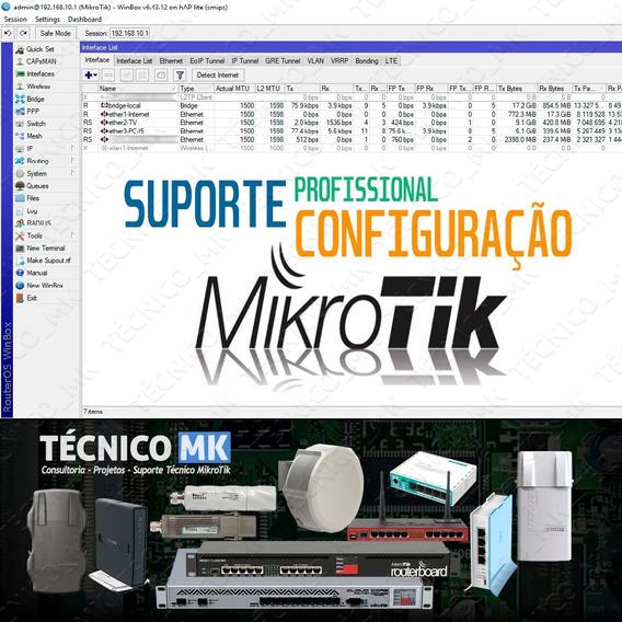 Configura O De Mikrotik Firewall Mangle Qos P2p - Redes