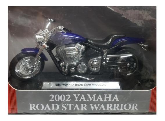 Colecc. Motos De Leyenda Yamaha Road Star Warrior. Esc. 1/18