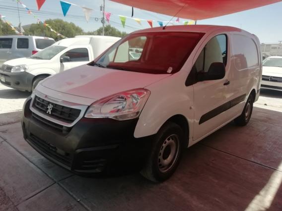 Peugeot Partner 1.6 Hdi Maxi Mt 2017