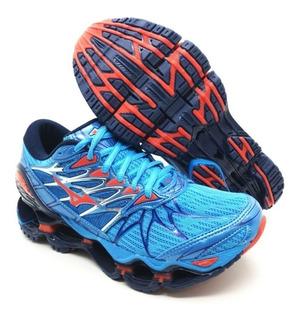 Tênis Mizuno Pro 7 Corrida E Caminhada Promoção +frete