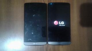 Lote Smartphone Lg G3 Com 2 Aparelhos(retirar Peças)