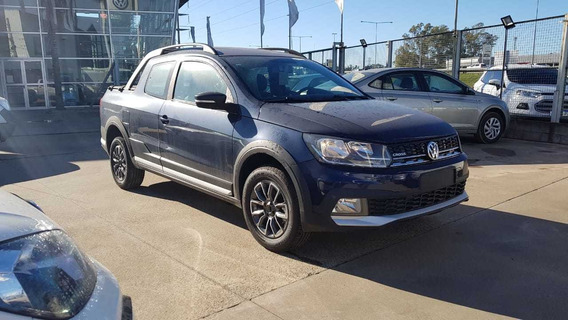 Volkswagen Saveiro Cross Al Antic 510000 Y Ctas Dni