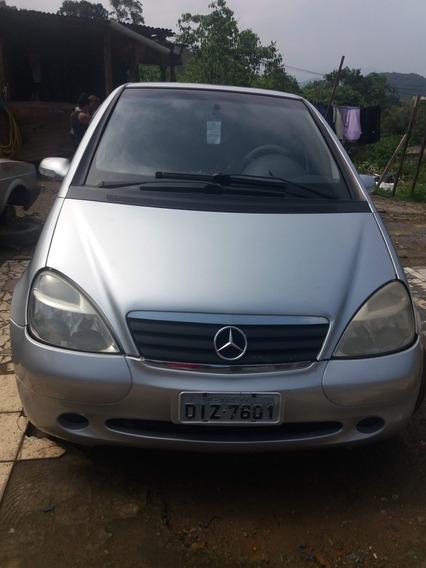 Mercedes-benz Classe A 2004 1.9 Classic 5p