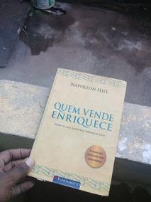 Livro Quem Vende Enriquece