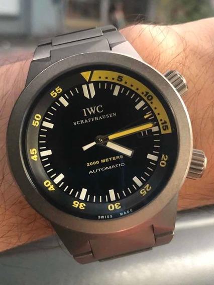Iwc Aquatimer Titanium 2000