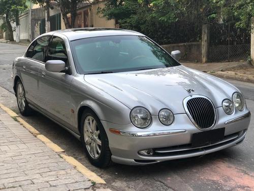 Jaguar S Type 3.0 Awd Blindado
