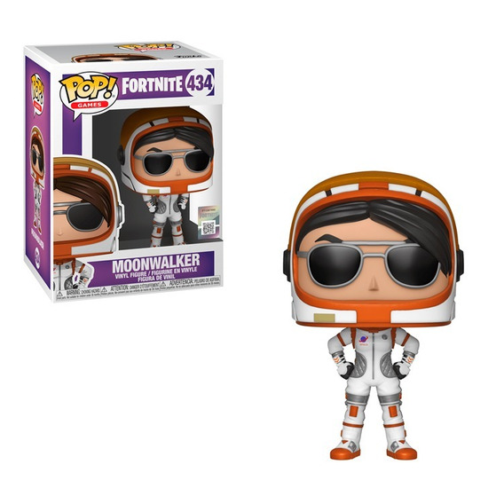 Funko Pop Games Fortnite-moonwalker 434 (34469)