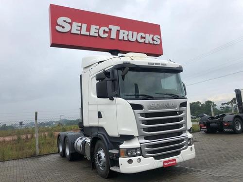 Scania R 440 2014 Retarder - Selectrucks