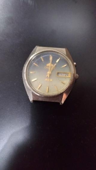 Relógio Orient Automático 21 Jóias (leia A Descrição)